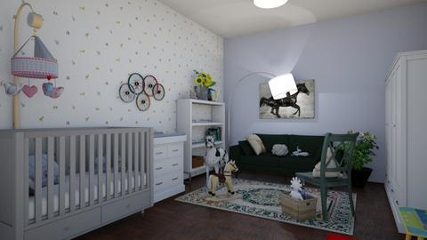 BB - Classic - Bedroom - by maja7591