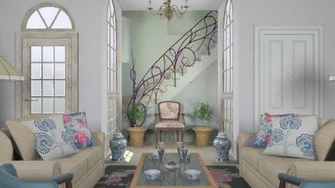 Tradicional and elegant - Classic - Living room - by milyca8