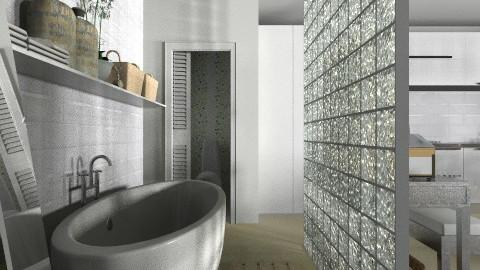 One Bath - Eclectic - Bathroom - by ovchicha
