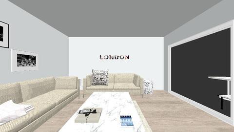Livingroom - Living room - by Nathalie_t