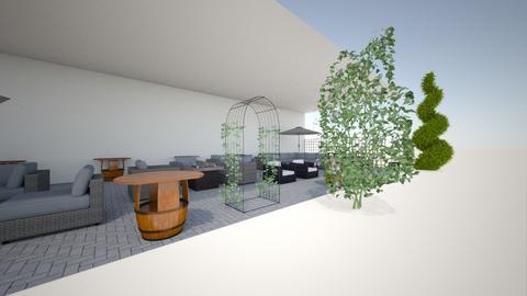 Patio - Garden - by Joelle_Siemens