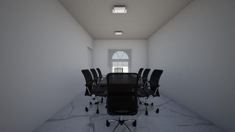 hakitaak meetng 2ab - Office - by fu zi ya