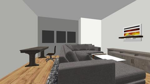 Living Room 2 - Living room - by npschreiber