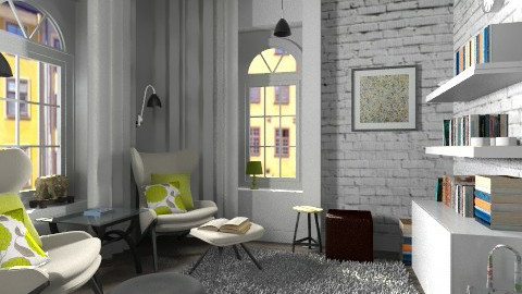 Reading corner - Modern - by Tuija