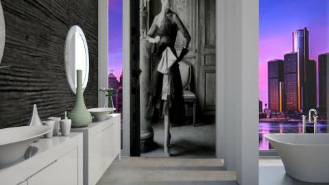 mntrd1 - Bathroom - by mikaela7