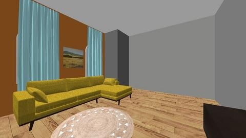 70s living room - Living room - by Ireland21