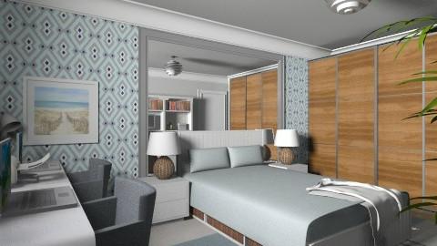 For Cochourson 2 - Eclectic - Bedroom - by Theadora
