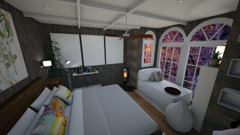 Cozy Cabin 4 - by AkhiaStyle