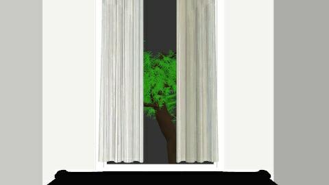 Rug And Window 2 - by Sevada Zatikyan