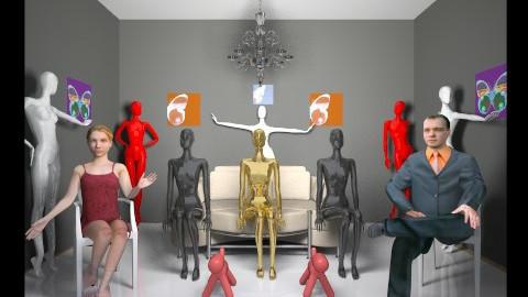 Art Gallery Interpretive - Eclectic - by devonsia