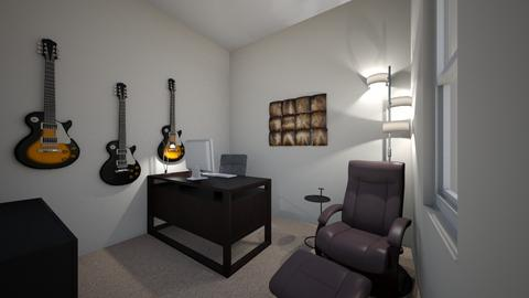 Dads Office - Office - by aottaway