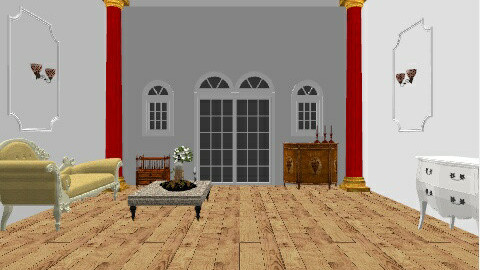 NEW - Living room - by LJW74