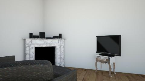 darius living room - Living room - by Darius Davis