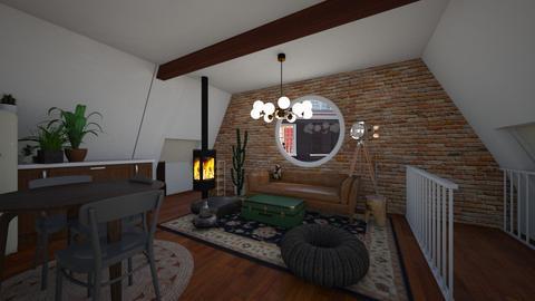 Studio attic - by Emmaxgo