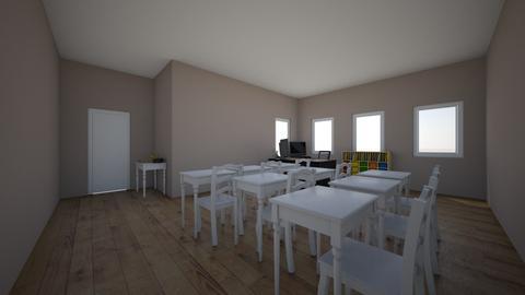 Classroom - Modern - by 23ZKeister