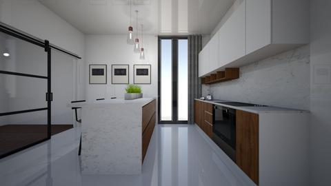 hggdsty - Kitchen - by hivek93