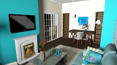 living room  - Modern - Living room - by mrsopeth