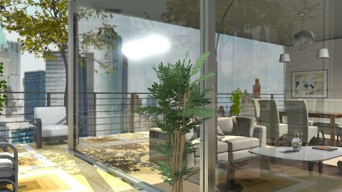 view - Modern - Garden - by milyca8