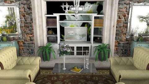 Warehouse Conversion 4 - Eclectic - Living room - by Theadora