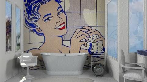 cool bath - Eclectic - Bathroom - by austinajk