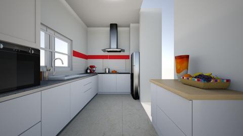 Arbel kitchen - by Goni_Agmon