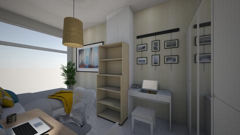 Brothers bedroom 7 - Classic - Bedroom - by Vivianhsuan