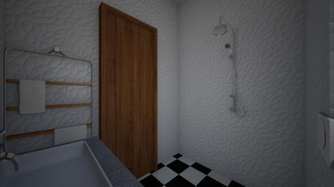 nastou - Bathroom - by vikif