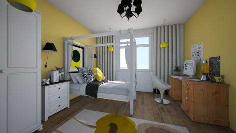 2 - Bedroom - by EvaTim