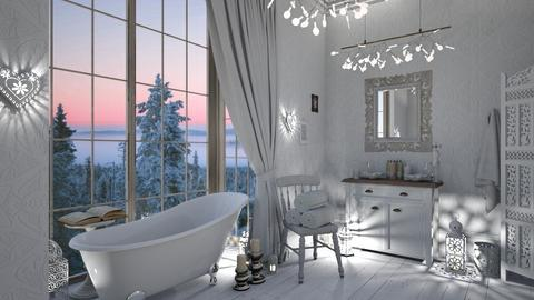 jul - Bathroom - by siljaj