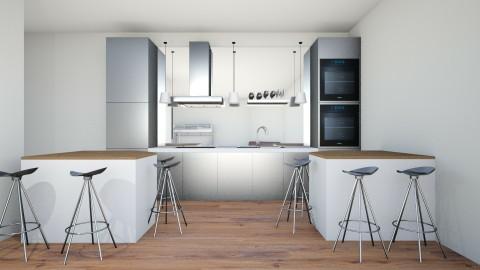 The Start of my Kitchen - Rustic - Kitchen - by deleted_1499718302_SavitarShallFall