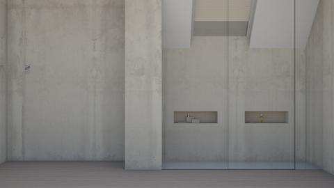 modern bathroom - Bathroom - by emmaald
