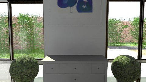 Chest of drawers vignette - Country - Dining room - by mydeco_insider_US