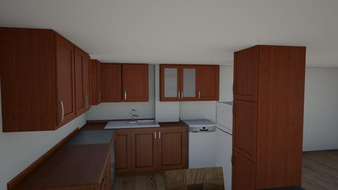 kuhinja 4111 - Kitchen - by ddaca
