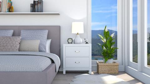 Bedroom - by nabilacandra