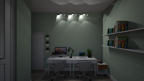 office - by yuyu54321