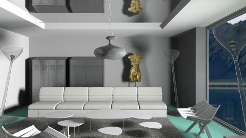 CX03 - Minimal - Living room - by 3rdfloor