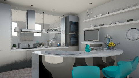Modern - Modern - Kitchen - by milyca8