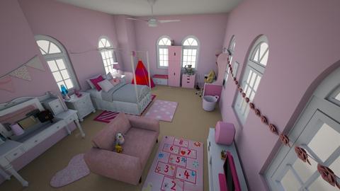 Chelsies wonderland - Glamour - Kids room - by Zaria UwU