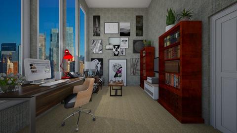 Corner Office - Office - by VeroDale