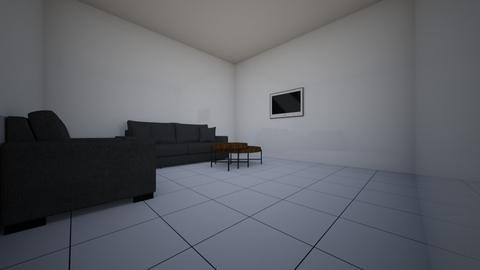lihi d2 living room - Living room - by levbestschool