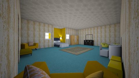 Yellow birdy _set_ - Modern - Bedroom - by cupcake oncer