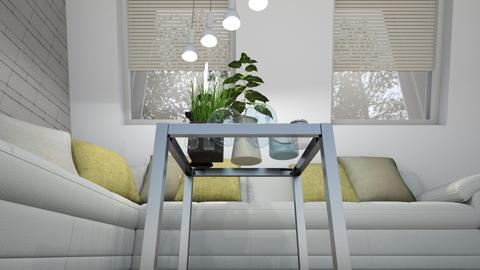 Clean - Modern - Living room - by Jessica Fox