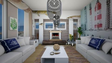 Archipelago - Modern - Living room - by Tara T