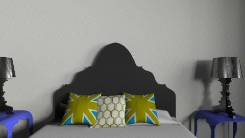 new room dayton - Bedroom - by pokespoocha