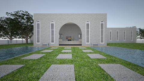 The Entrance - Modern - by jarellano89