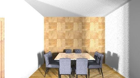 Sala de Jantar V2 - Classic - Kitchen - by SuperRigoni
