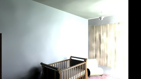 nursery - Vintage - Kids room - by AmyGoldsmith81