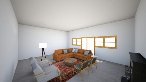 Rita 3 - Living room - by mcmcmcmc