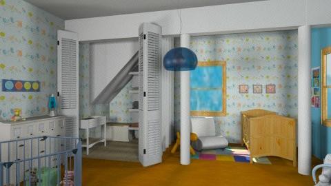 mibebe - Classic - Kids room - by violeta1987