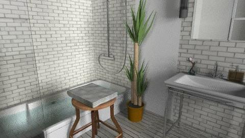bathroom small - Bathroom - by rosiedoll